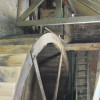 Clenchers Watermill, refurbishment of waterwheel and pentrough