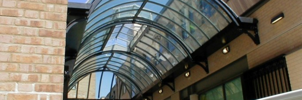 Restoration of the Glazed Canopy at Kings Cross