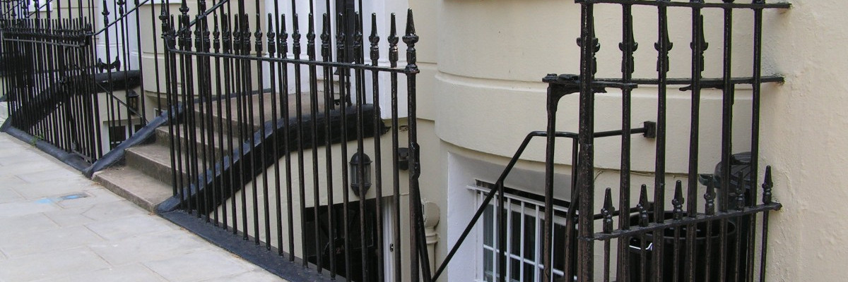Architectural Metalwork - Gates and Railings