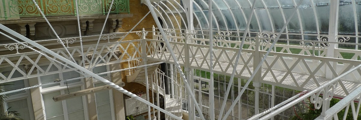 Architectural Metalwork - Glazed Structures (2)