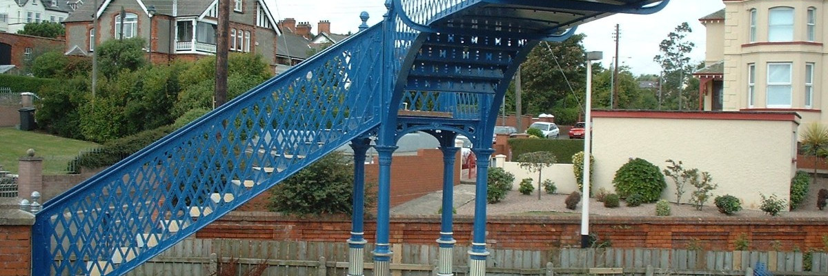 Architectural Metalwork - Iron Bridges
